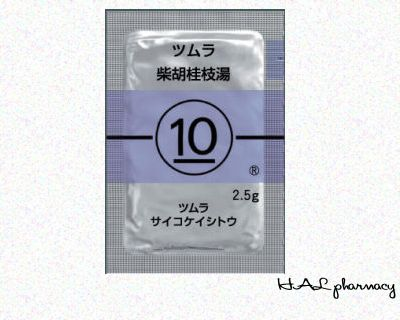 ツムラ 柴胡桂枝湯 エキス顆粒(医療用)