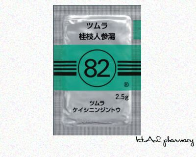 ツムラ 桂枝人参湯 エキス顆粒(医療用)