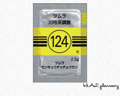 ツムラ 川芎茶調散 エキス顆粒(医療用)